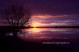 Lake Cullulleraine VIC iPhone 5s